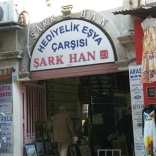 Şarkhan Eminönü Havuzlu Han
