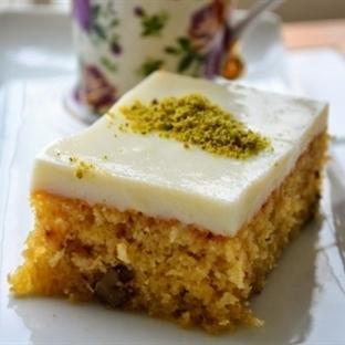 Şerbetli Kıbrıs Tatlısı Tarifi
