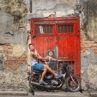 Sokak Sanatı | Penang, Malezya