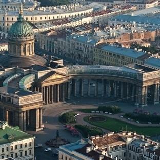 St. Petersburg Kazan Katedrali