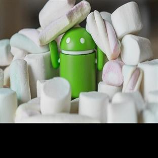 İşte Android 6.0 Marshmallow Güncellemesi Alacak C