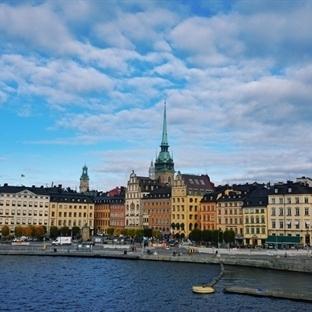 Stockholm'de 72 Saat
