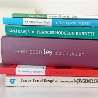 Şubat Ayında Okuduğum Kitaplar