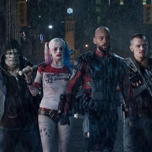 """""""Suicide Squad""""dan yeni trailer ve görseller!"""
