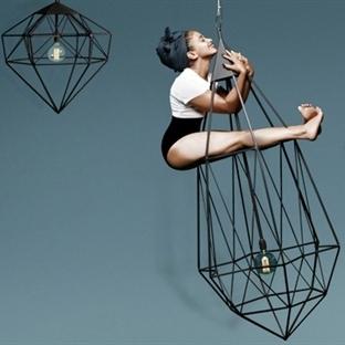 Sylvie Meuffels'dan JSPR İçin Diamond XXL Sarkıt