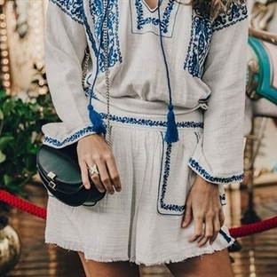 Trend Raporu: Nakışlar Bu Bahar Yeniden Moda