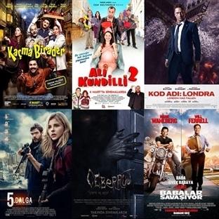 Vizyona Giren Filmler : 4 Mart