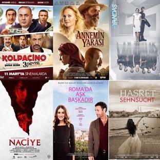 Vizyona Giren Filmler : 11 Mart