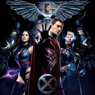 """""""X-Men:Apocalypse""""den İlk Trailer ve Yeni Afişler!"""