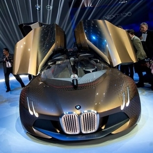 Yeni BMW Vision Next 100 Concept