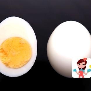 Yumurta Kabuğu Nasıl Soyulur?