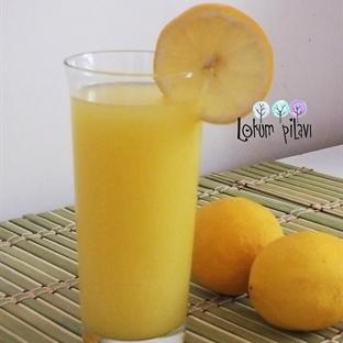 2 Portakal 1 Limon ile Limonata Nasıl Yapılır?