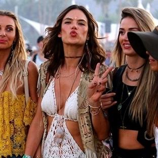 2016 Coachella Festival Trendleri