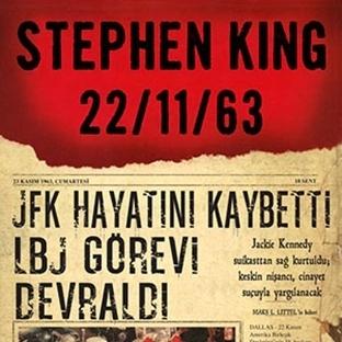 22/11/63 - Stephen King | Kitap Yorumu