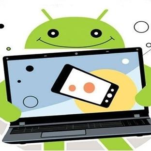 Android Uygulamaları Masaüstüne Geliyor!