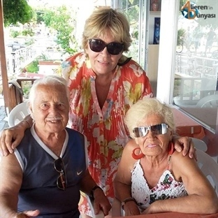 Armağan Şenol, 86 Yaşında Bir Delikanlı