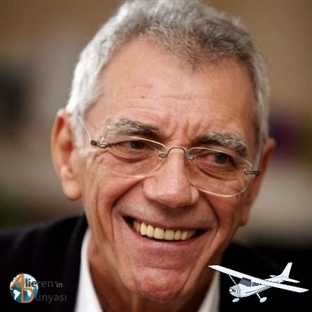 Atilla Özdemiroğlu, aynı zamanda Pilot idi