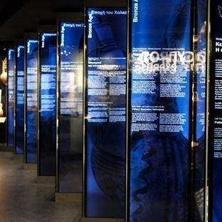 Atina'da Sıradışı Bir Müze:Kiklad..