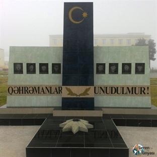 Azerbaycanlıların Soykırımı Günü 31 Mart