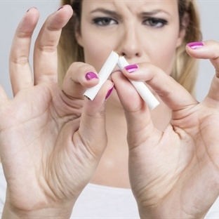 Baharın Enerjisinden Güç Alın, Sigarayı Bırakın