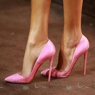 Baharlık Stiletto Ayakkabı Modelleri