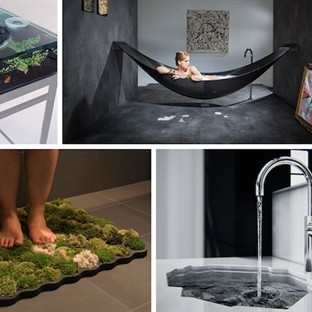Banyo dekorasyonu: Banyonuza modern ve yaratıcı bi