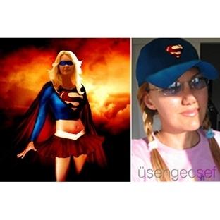 Batman v Superman ise yanlarına Supergirl yakışır!