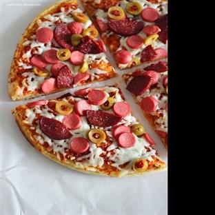 5 Dakikada Pizza