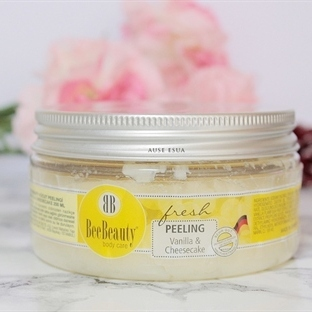 BEE BEAUTY │ VANILLA & CHEESECAKE VÜCUT PEELİNGİ ♡