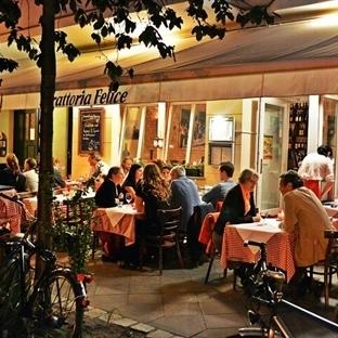 Berlin'de Bir İtalyan :  Trattoria Felice!