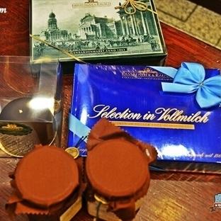 Berlin'de En İyi Çikolata Nerede Yenir?