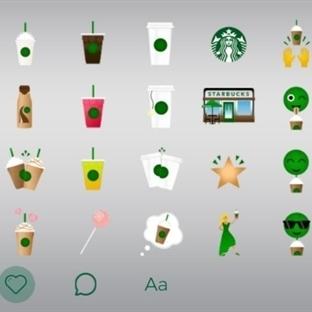 Bi Starbucks Emojisi Lütfen
