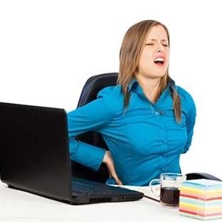 Bilgisayar, Sırt Ağrısı Ve Çözüm Önerileri