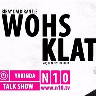 Biray Dalkıran'dan Talk Show Geliyor!