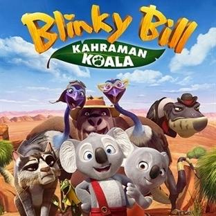 Blinky Bill: Kahraman Koala