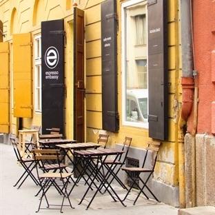 Budapeşte'nin En Güzel Kahveleri