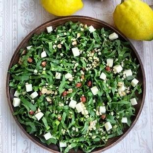 Buğdaylı Labada (Efelek) Salatası