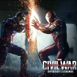 Captain America: Civil War'dan Dövüş Sahnesi