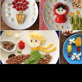Çocuklar İçin Sağlıklı Beslenme: Sağlıklı Yemekler