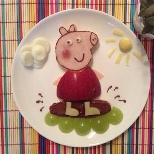 Çocuklarınıza Yemek Yedirmenin Kolay Yolu:)
