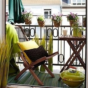 Dar Balkonları Nasıl Düzenlesek?