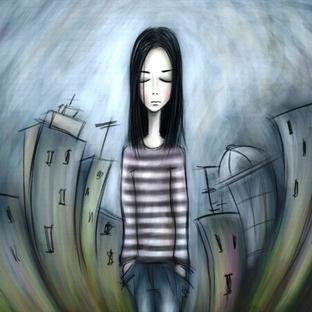 Depresyonu En İyi Anlatan 13 İllüstrasyon