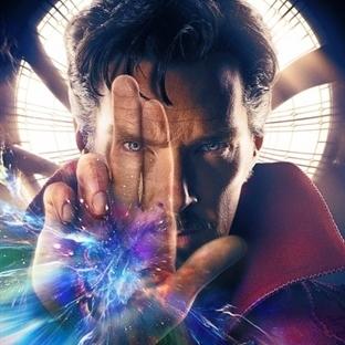 """Doctor Strange""den ilk teaser ve afişler!"