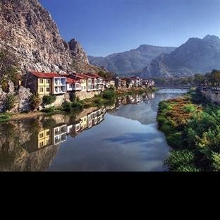 Doğal Güzelliğiyle Karadeniz'in İncisi Amasra