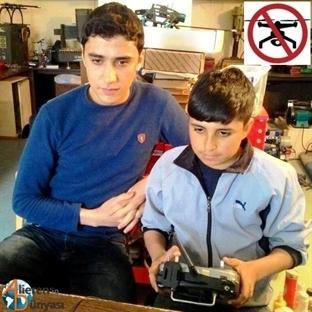 Drone Kullanıcıları Rahatsız !