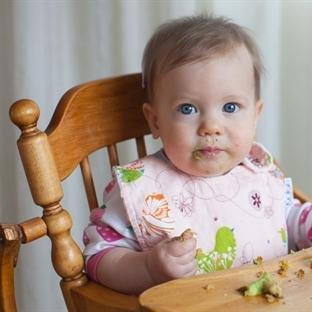 Ek Gıdada Montessori Tarzı: BLW