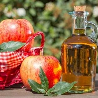Elma Sirkesinin Çok İşinize Yarayacak Kullanım Ala