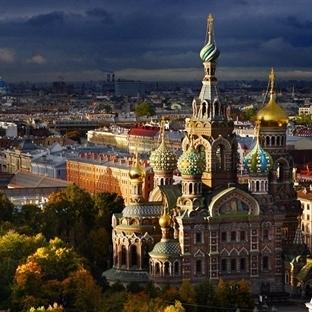 En Güzel Şehirlerden Muhteşem Hava Fotoğrafları