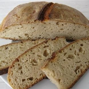 Evde Ekşi Mayalı Ekmek Yapımı