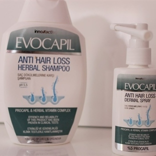 Evocapil Şampuan Ve Saç Spreyi